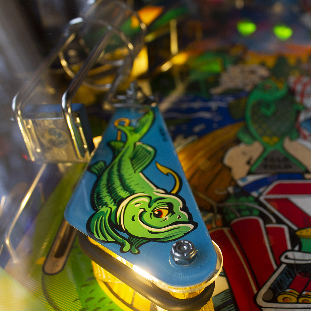 Wedgehead PDX - Fish Tales pinball machine