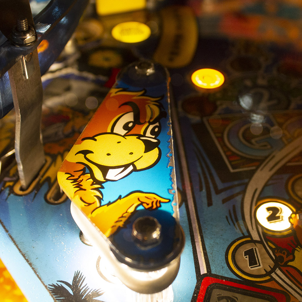 Wedgehead PDX - No Good Gophers pinball game