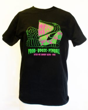 Wedgehead tee-shirt