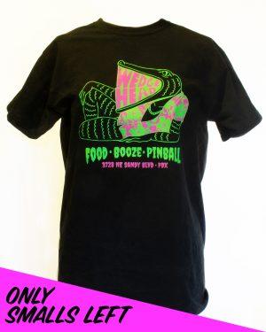 original Wedgehead iconic tees shirt