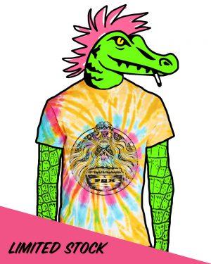 Wedgehead Artist series 6 teeshirt