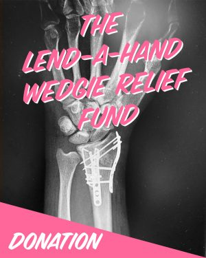 Wedgehead relief fund