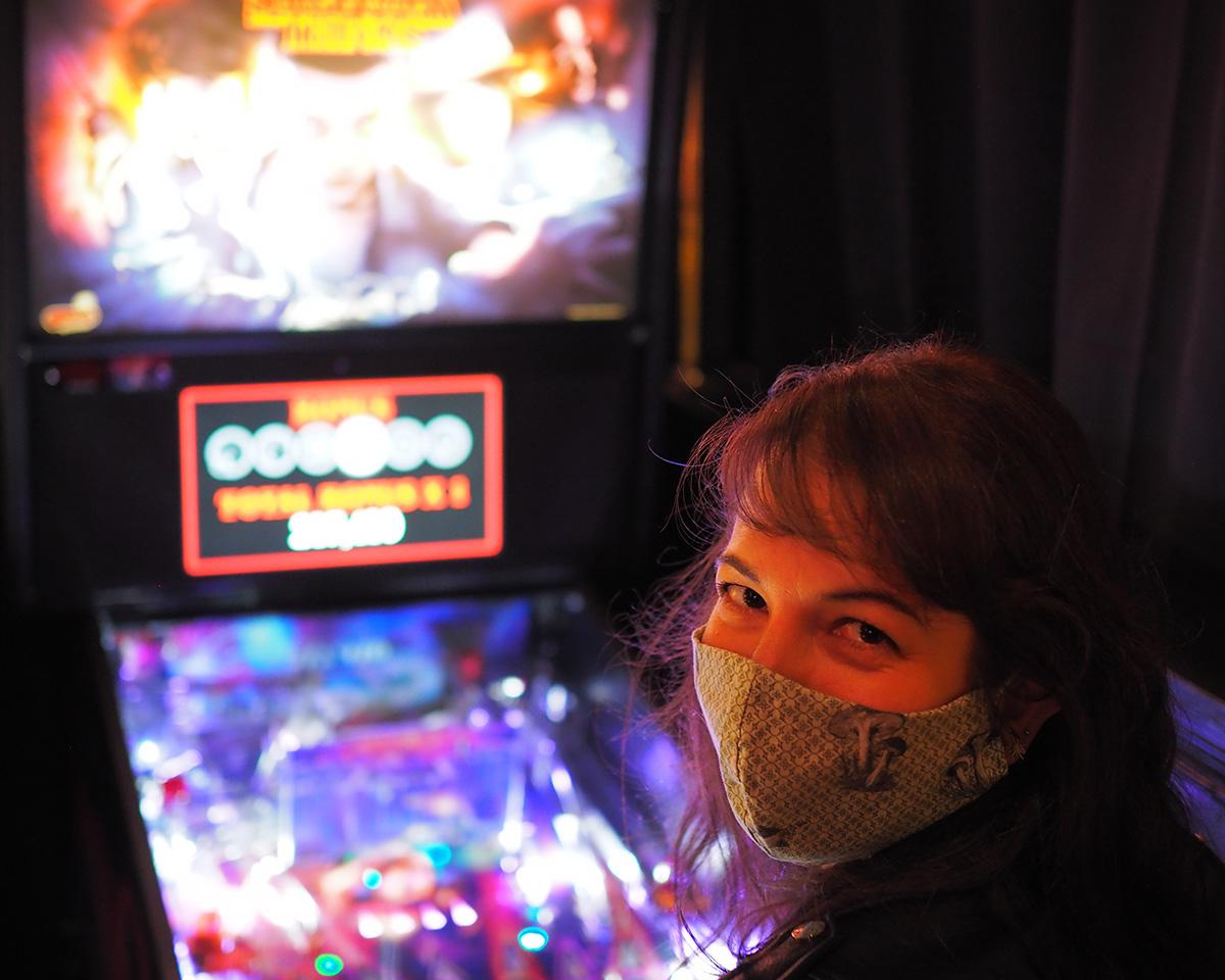 Wedgehead - Portland Pinball arcade in the COVID-19 era