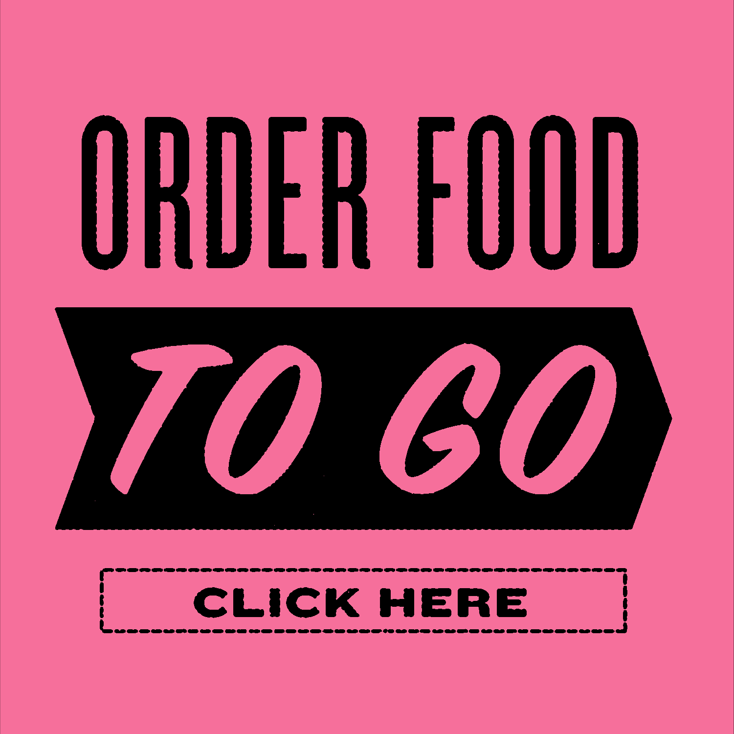 Wedgehead order takeout food graphic