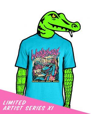 Wedgehead BBQ teeshirt